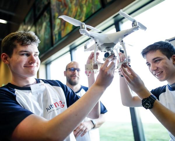 lüttIng 2019 Kiel, Drohne