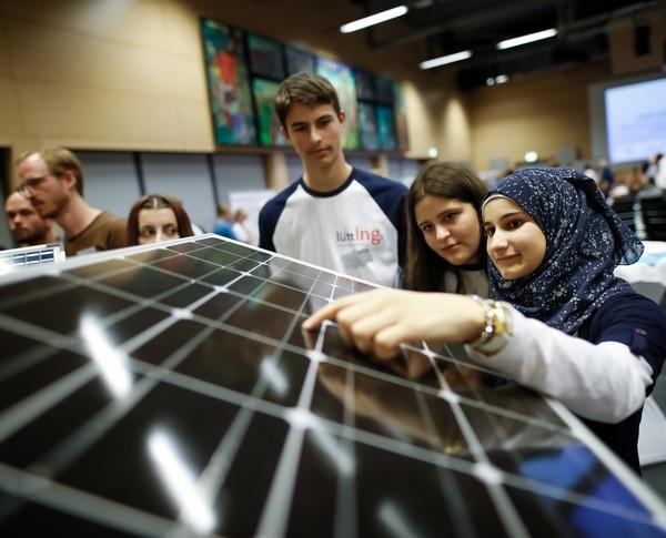 lüttIng 2019 Kiel, Sonnenenergie