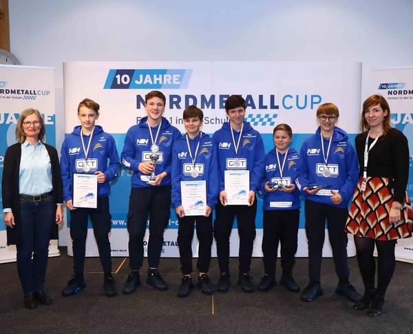 NORMDETALL Cup Schleswig-Holstein 2020, Junioren-Landesmeister Blue Dolphins