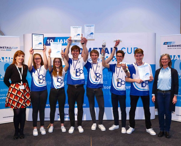 NORDMETALL Cup Schleswig-Holstein 2020, Landesmeister Blue Ocean
