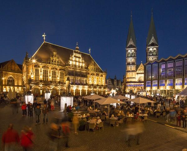 Musikfest Bremen, Eine Große Nachtmusik