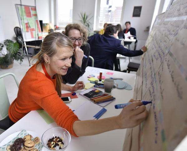 Relevantes Museum, Workshop 20.02.2020, Der ideale Besucher