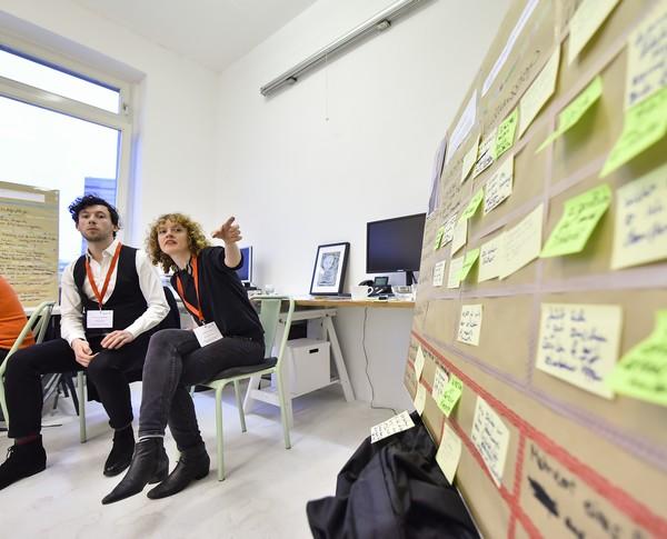 Relevantes Museum, Workshop 20.02.2020, Plenum