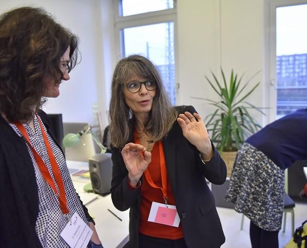 Relevantes Museum, Workshop 20.02.2020, Diskussion