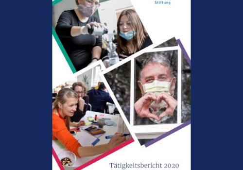 Tätigkeitsbericht 2020 erschienen