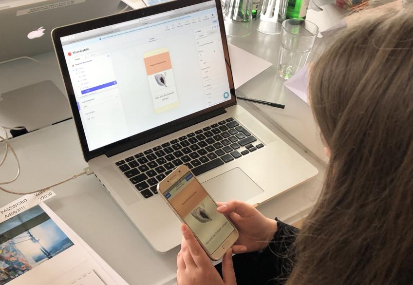 Technovation Girls Germany – Blended Learning  Plattform